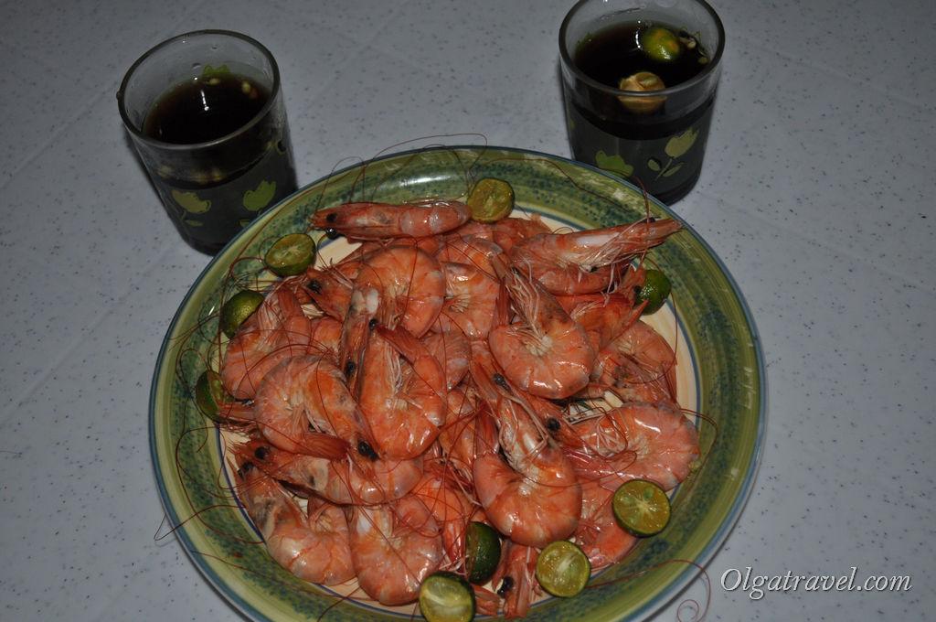 ужин готов :)