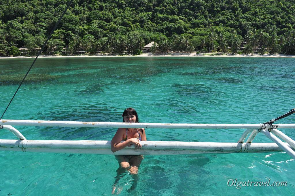 Тур B в Эль-Нидо Pangulasian Island