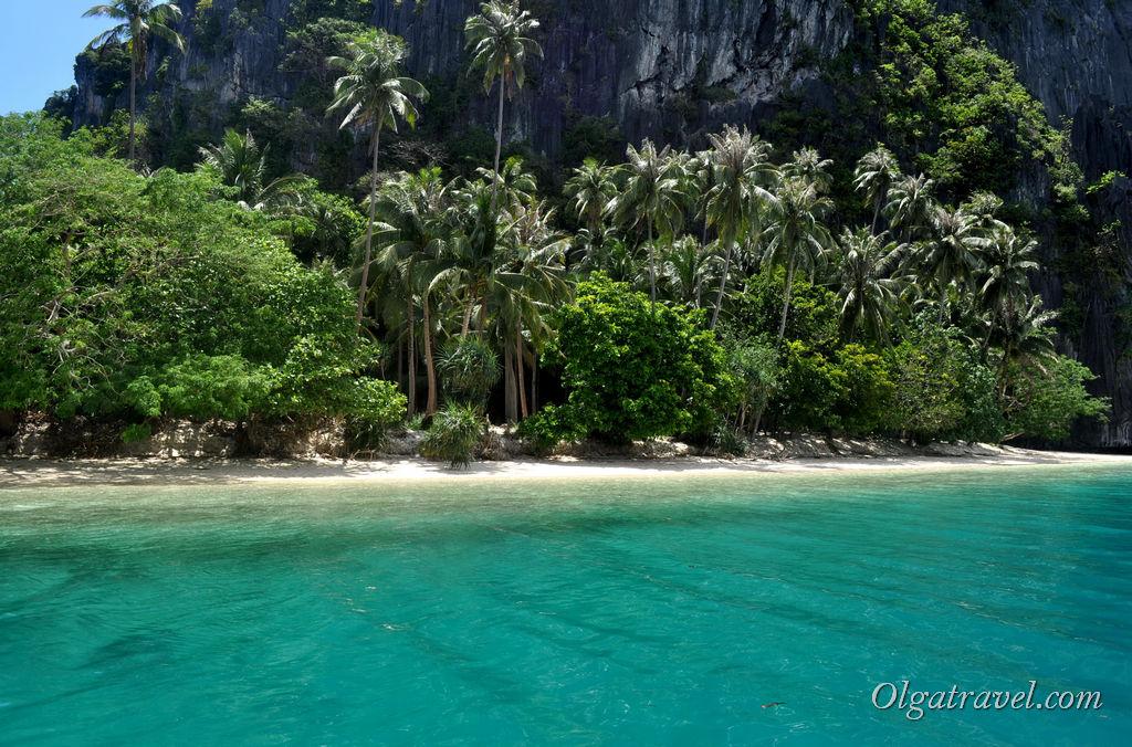 Тур B в Эль-Нидо Pinagbuyutan Island