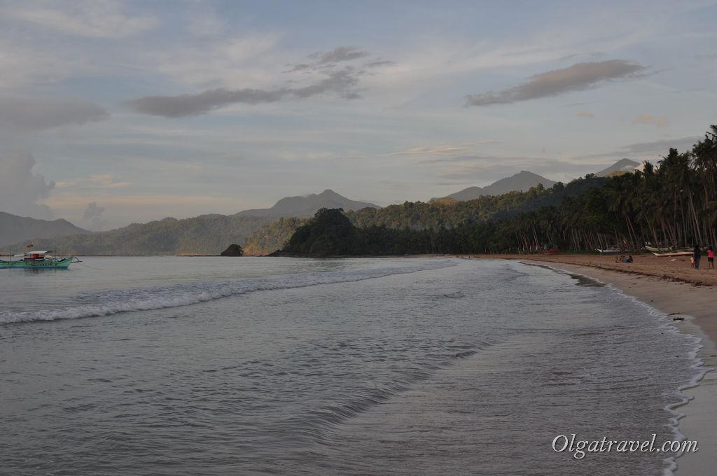 Пляж в Сабанге