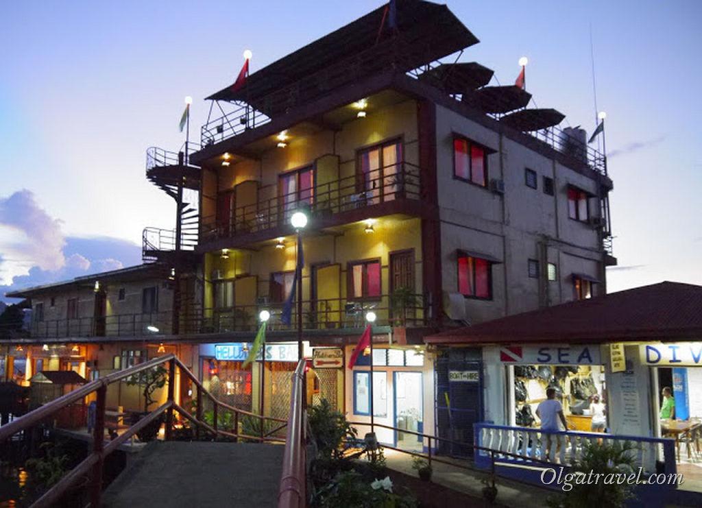 Sea Dive Resort