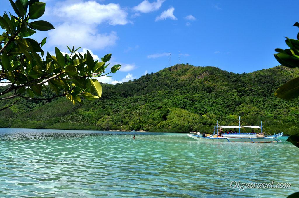 Snake Island Эль Нидо