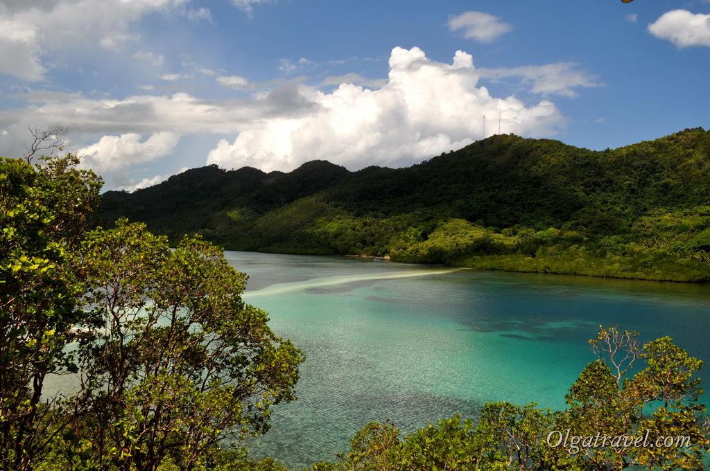 Эль Нидо Snake Island