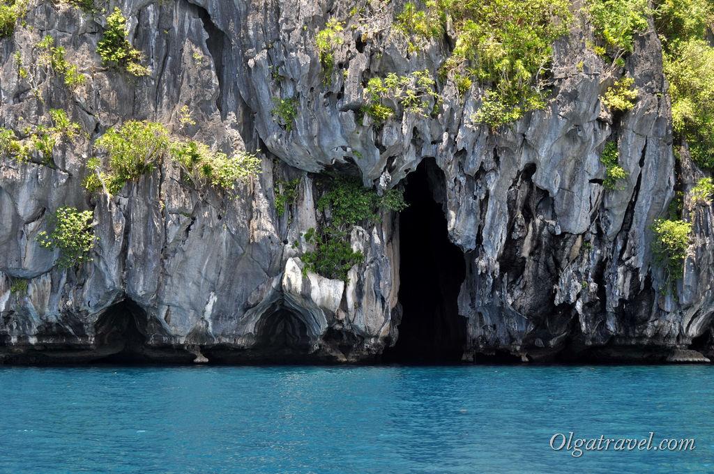 Cathedral Cave Эль Нидо