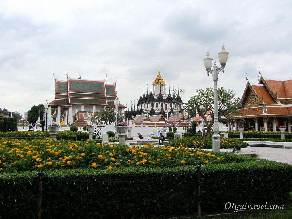 Прогулки по Бангкоку