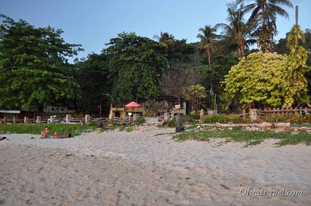 Bhumiyama Beach Resort  на острове Ко Чанг