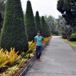 Парк, ботанический сад Tweechol Botanic Garden, мини зоопарк и музей возле Чианг Мая