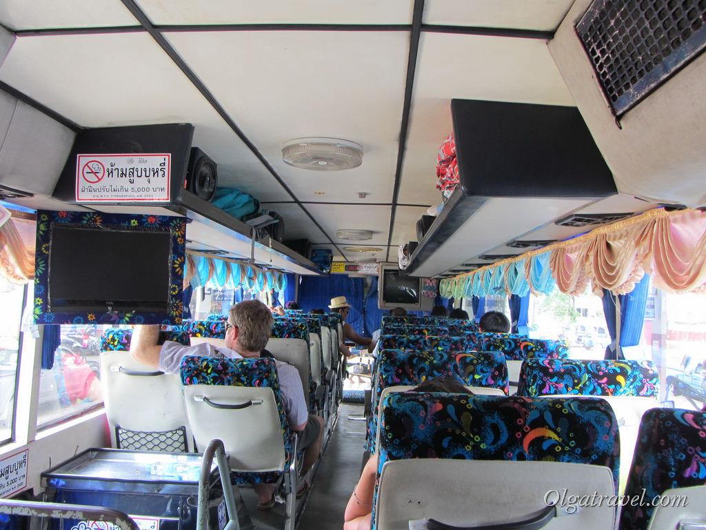 Автобус Cherdchai Tour