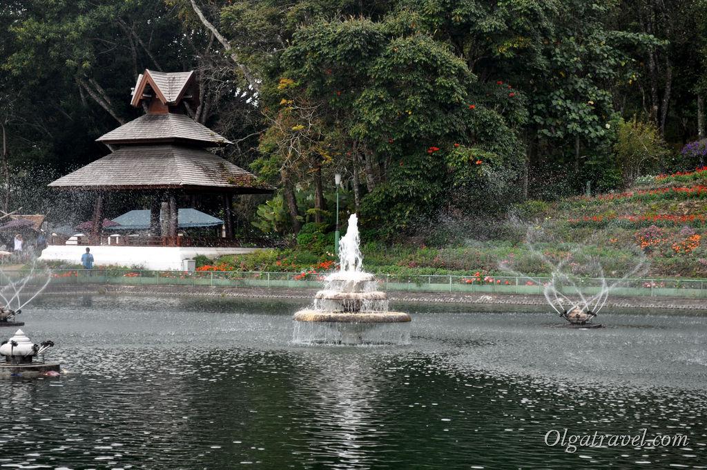 Королевская резиденция Чианг Май