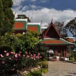 Зимняя резиденция короля Таиланда возле Чианг Мая — Bhubing palace