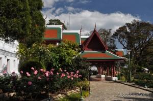 королевский дворец Чианг Май