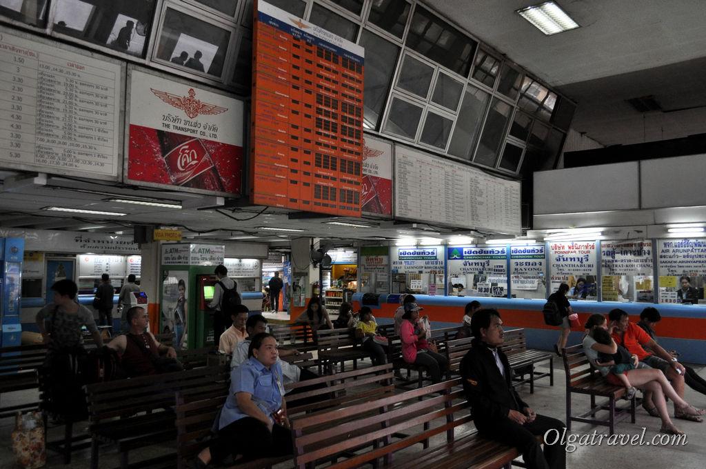 Ekkamai Bus Terminal