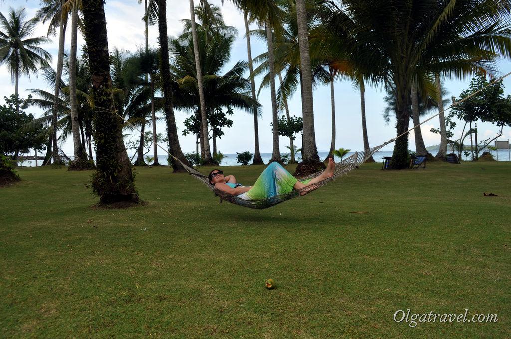 Территория отеля Dusita Resort