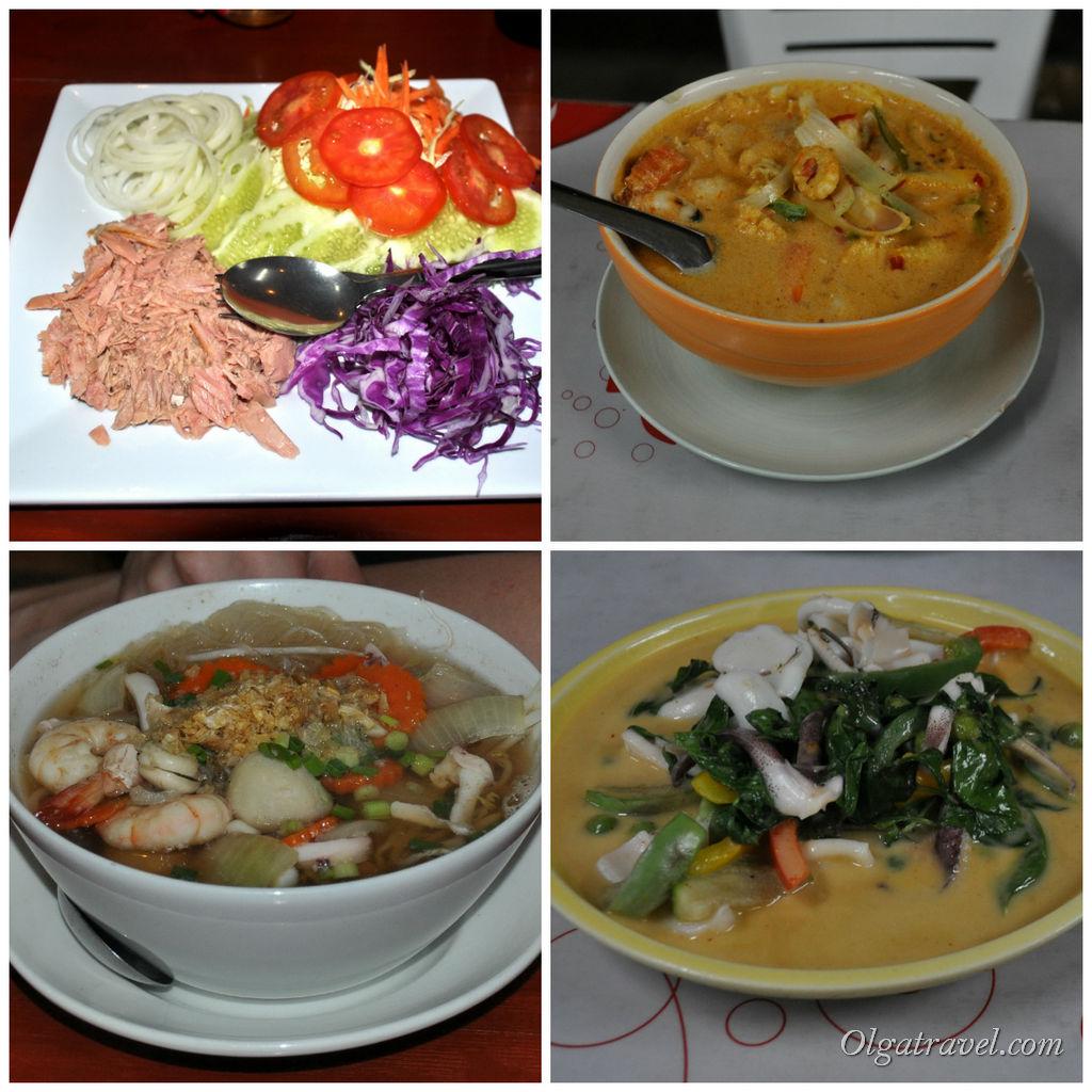 Ко Чанг еда