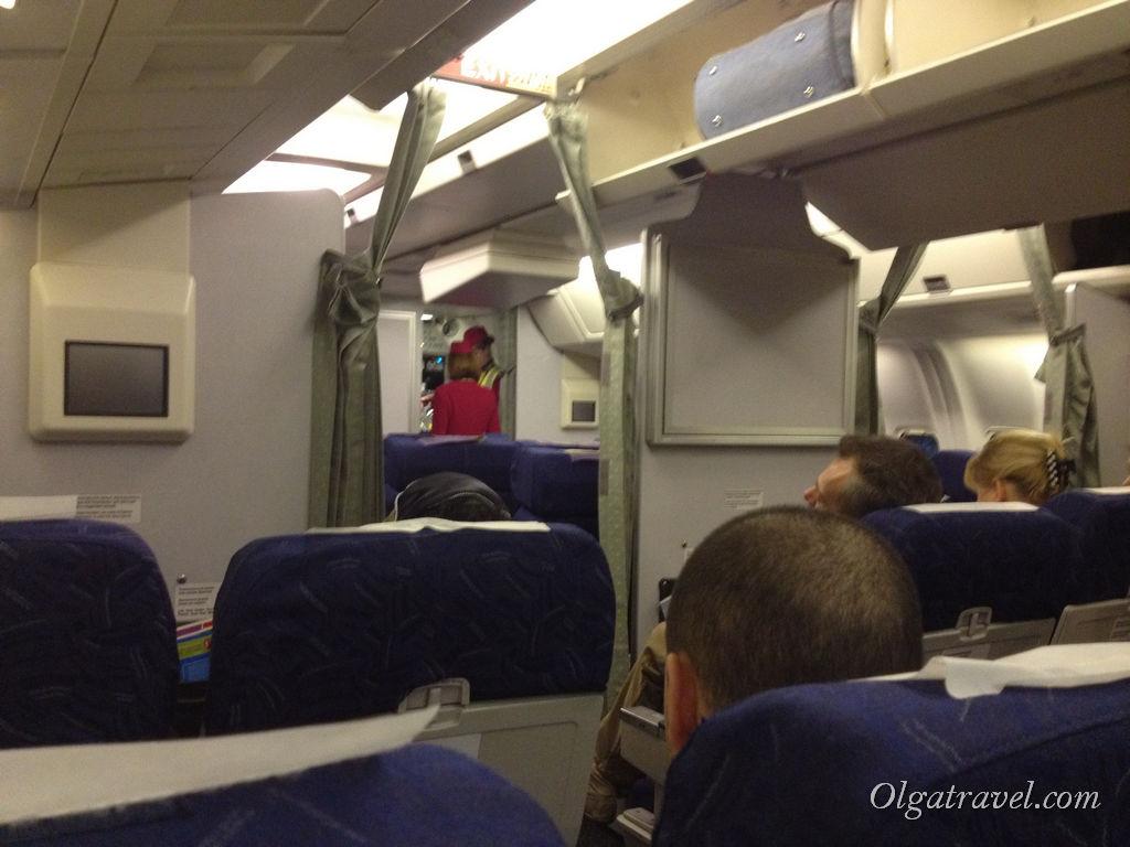 перелет с S7 в Бангкок