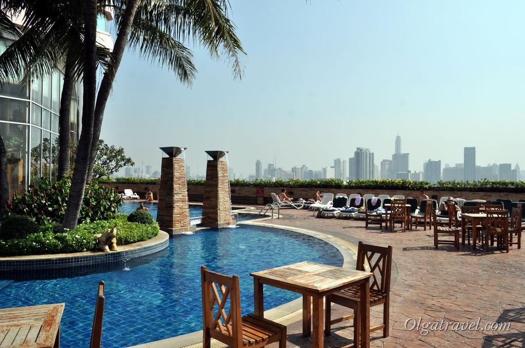 Prince Palace Бангкок
