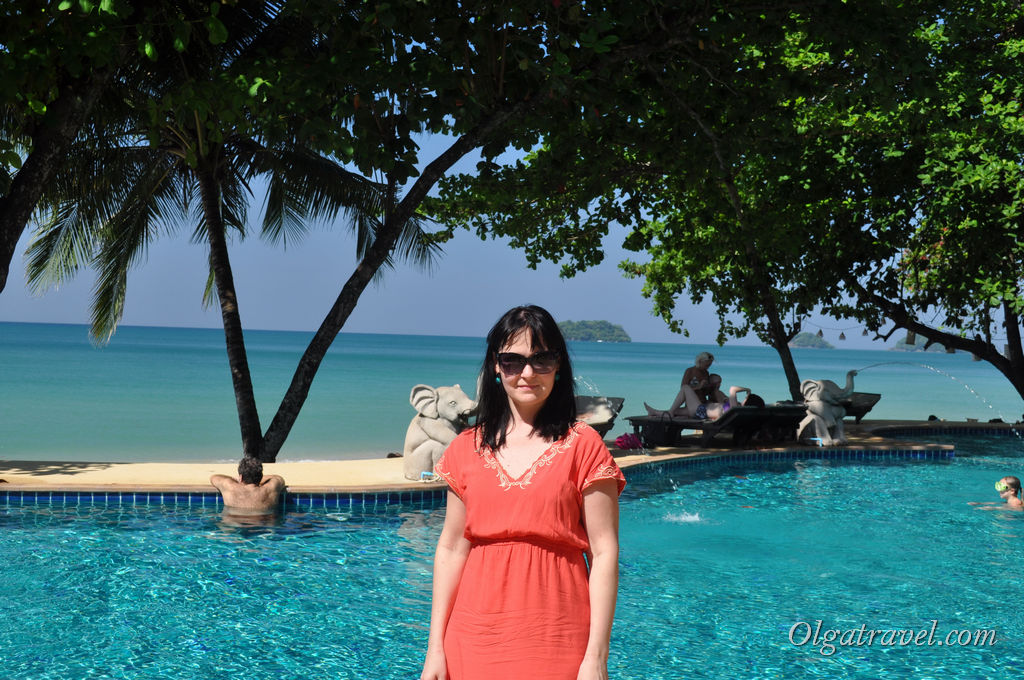 Отель Siam Beach Resort