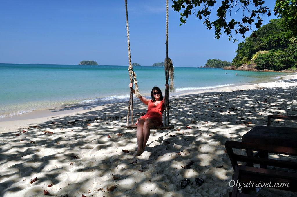 пляж Siam Beach Ко Чанг