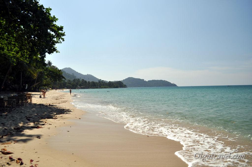 Siam Beach пляж