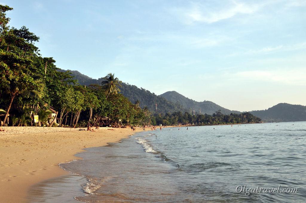 Лонли бич Siam Beach