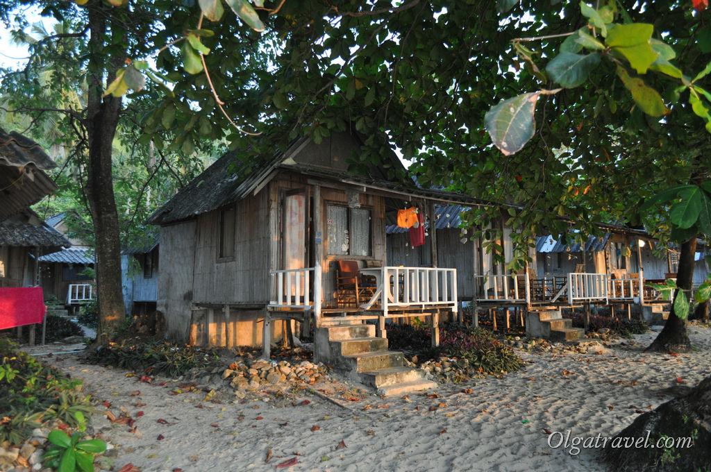 Siam Hut Ко Чанг