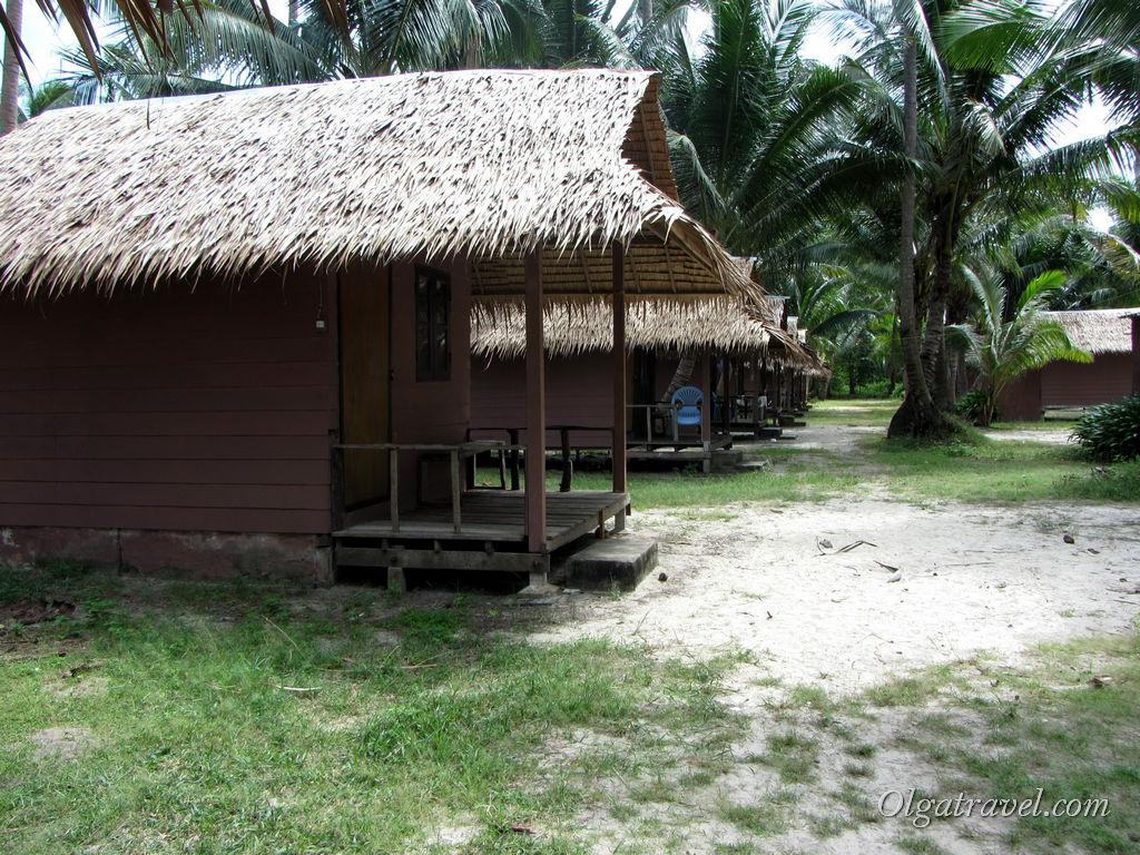 Совсем простенькие домики Tiger Hut