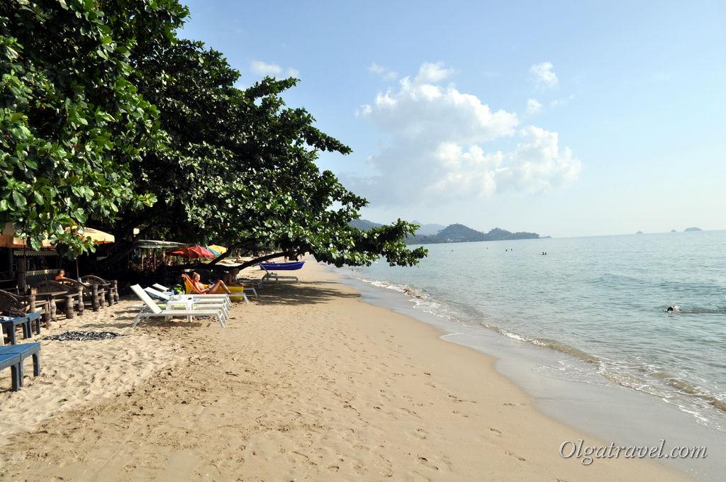 Вайт Сенд пляж