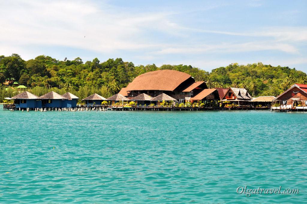 Домики - отели Банг Бао