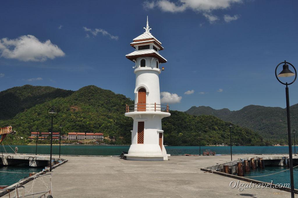 Банг Бао маяк
