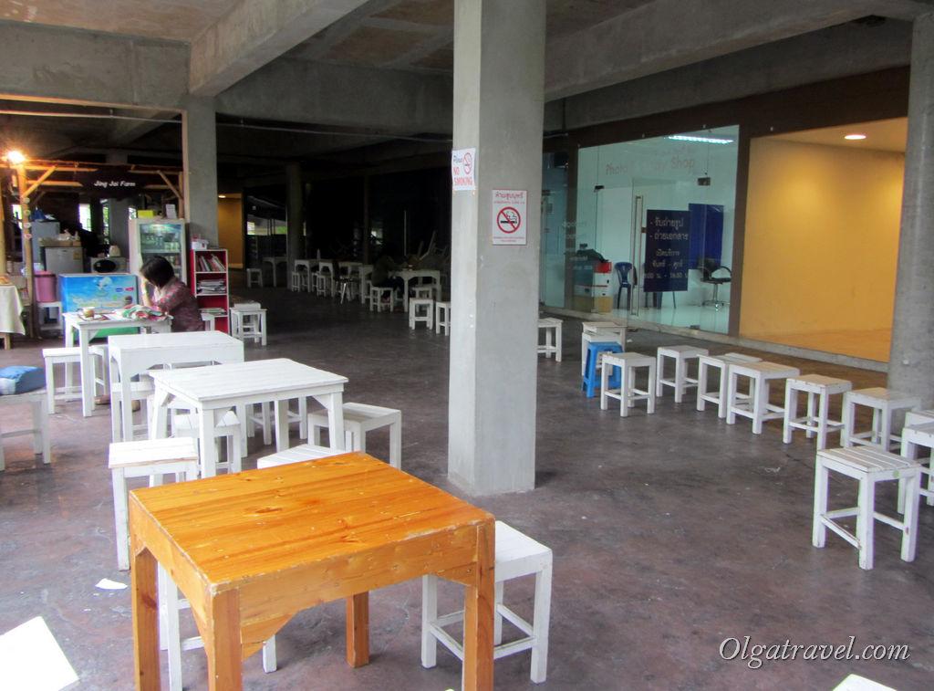 новый иммиграционный офис Променада Чианг Май