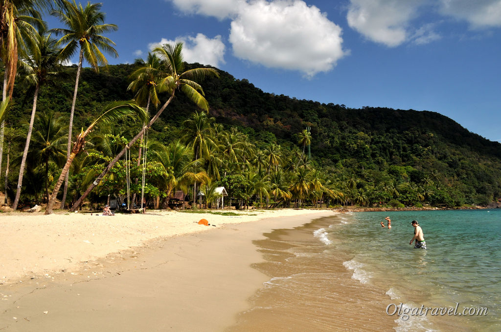 пляж Грунд Лагуна