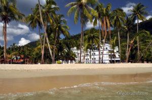 Пляж отеля Гранд Лагуна Ресорт