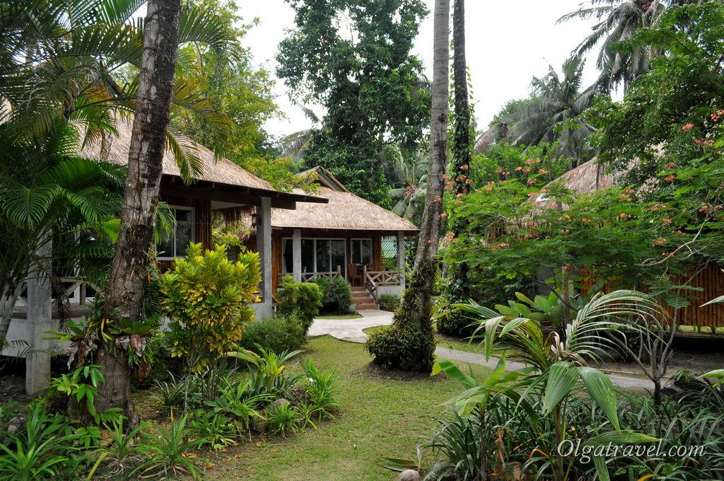 Домики отеля KP Resort от 1200 бат в сутки