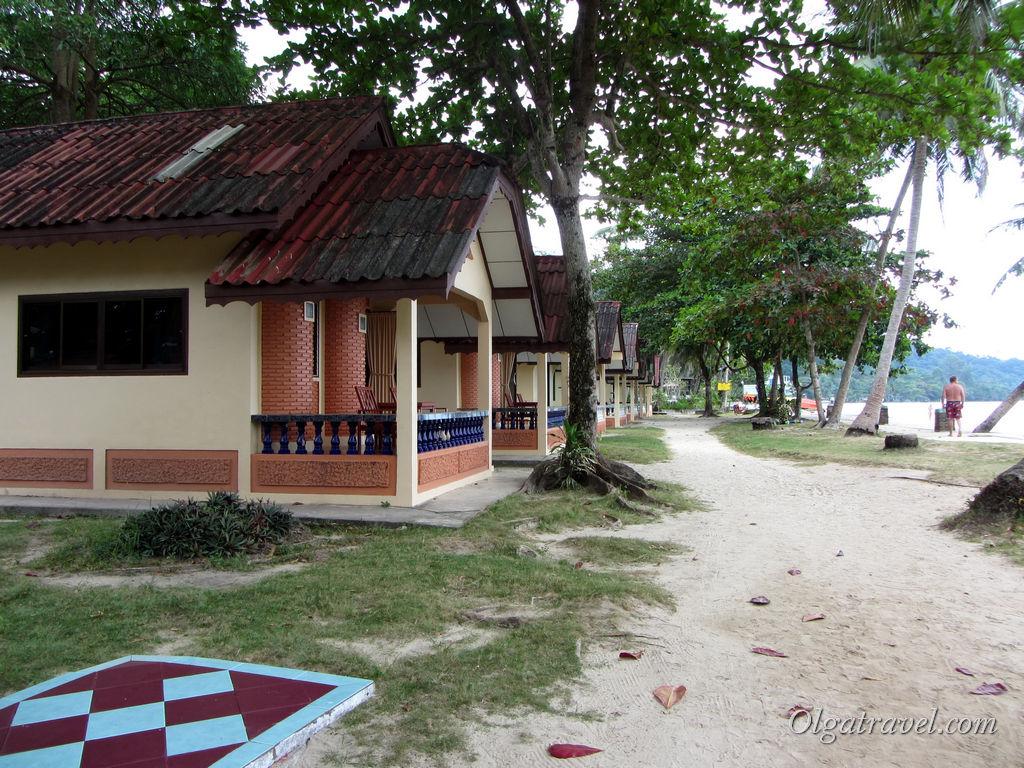 Домики Kaibae Hut Resort