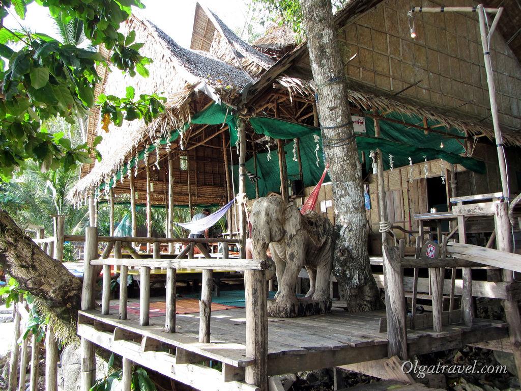 Tree House ко чанг