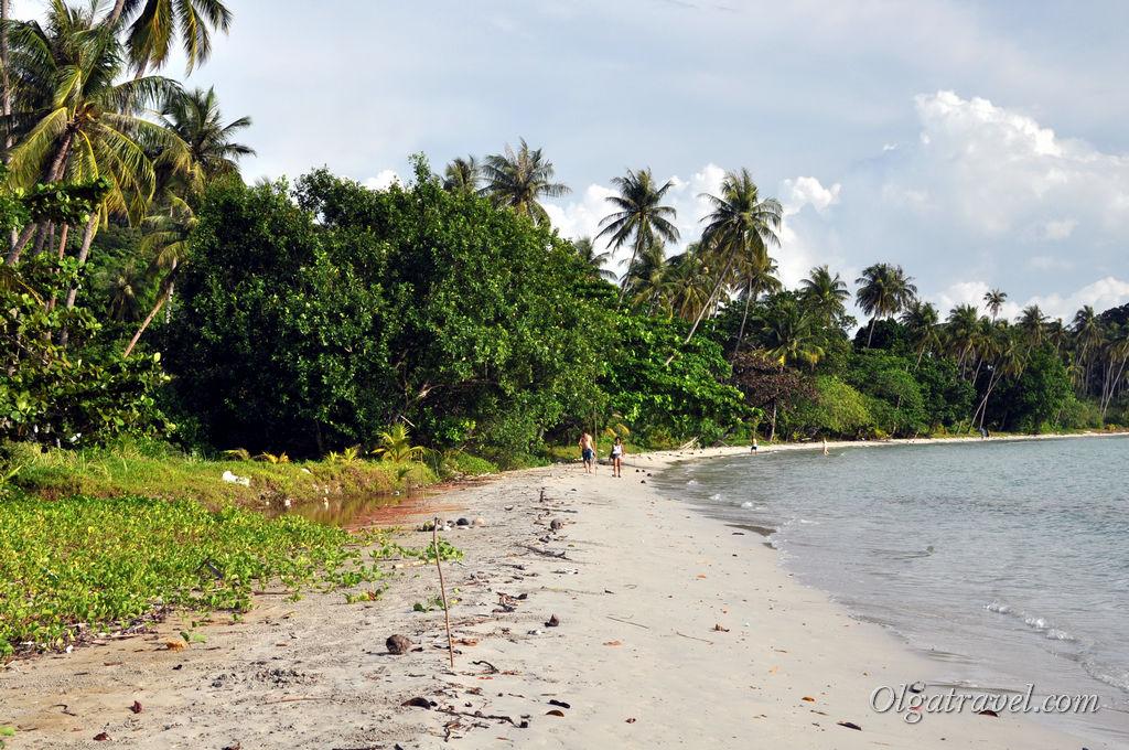 пляж Лонг бич Ко чанг