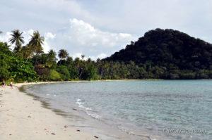 пляж Лонг Бич - самый труднодоступный пляж на Ко Чанге