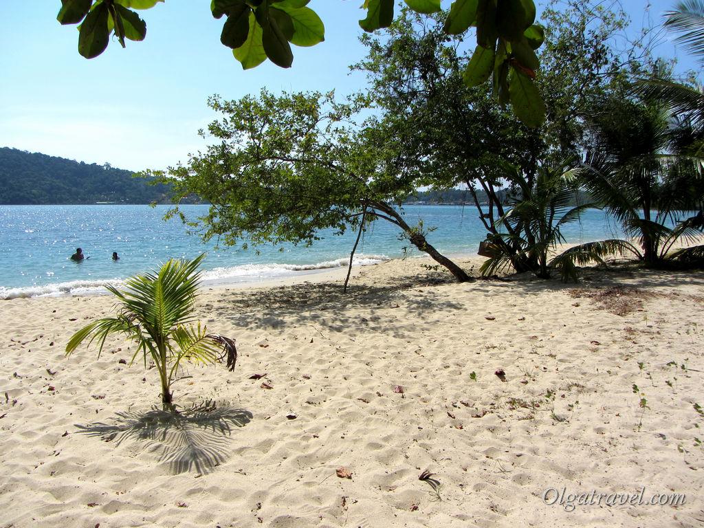 самый лучший пляж ко чанг