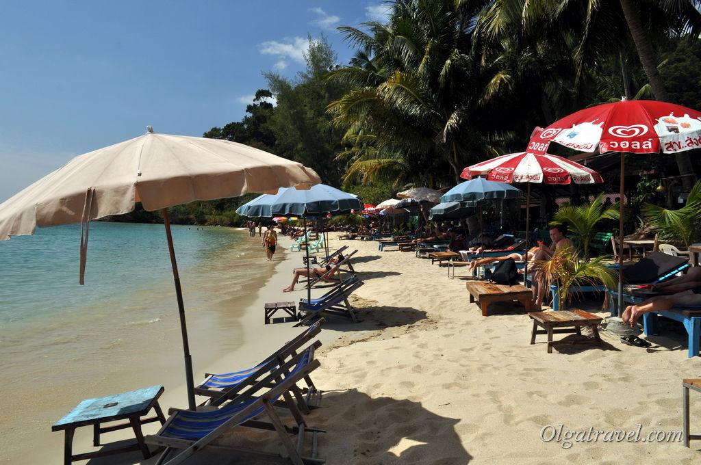 пляж Ко Чанг