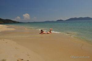 Пляж Конг Кои бич на Ко Чанге
