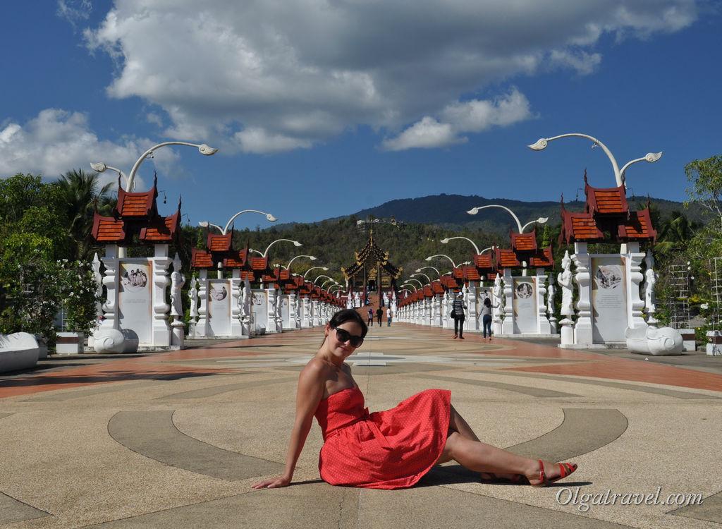 Роял Флора в Чианг мае