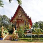 Храмы на острове Ко Чанг