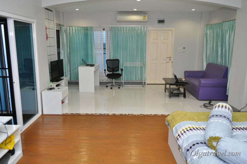 Наша квартира в Чианг Мае