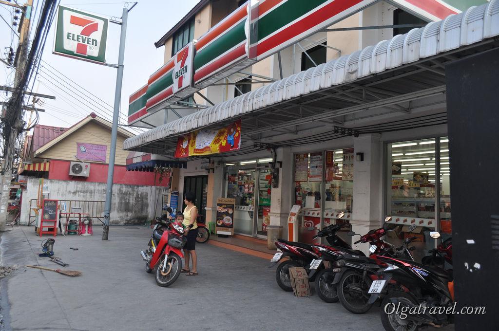 Любимые магазины 7 елевен