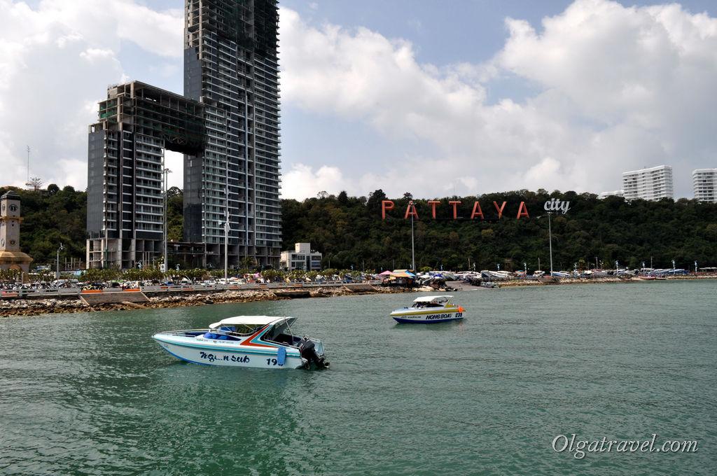 Таиланд, Паттайя. Любимый курорт наших соотечественников и многих долгожителей