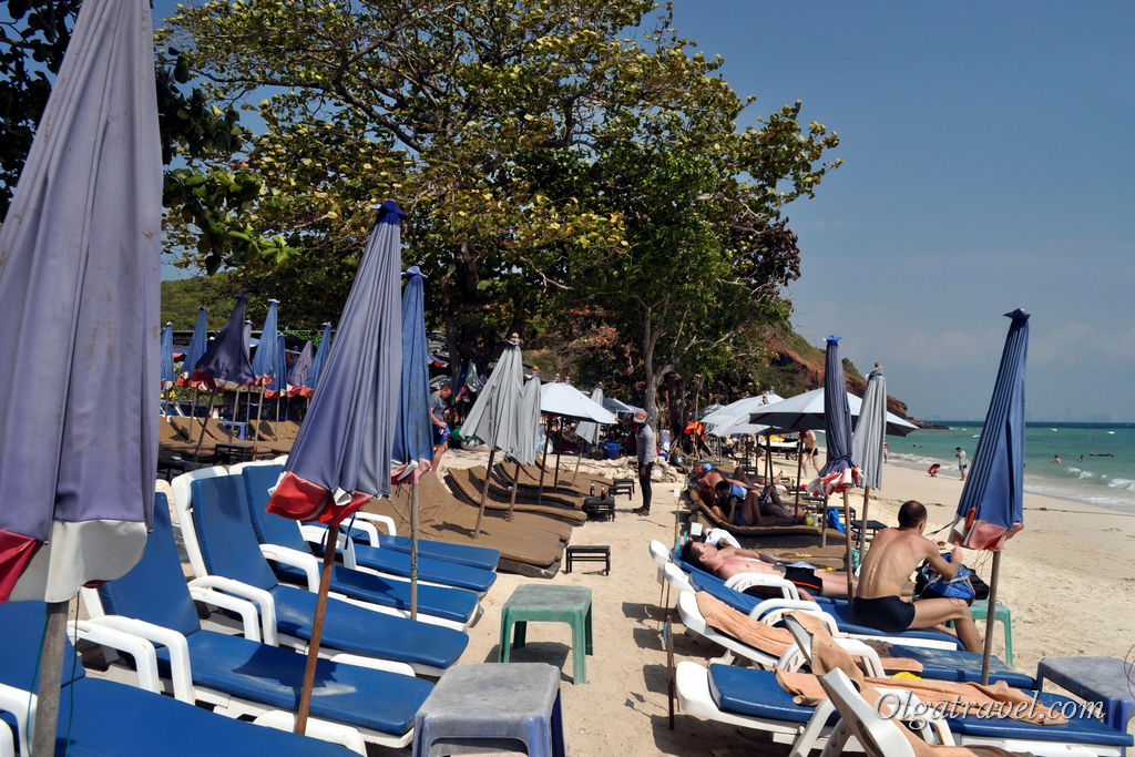 пляж Нуал Ко Лан