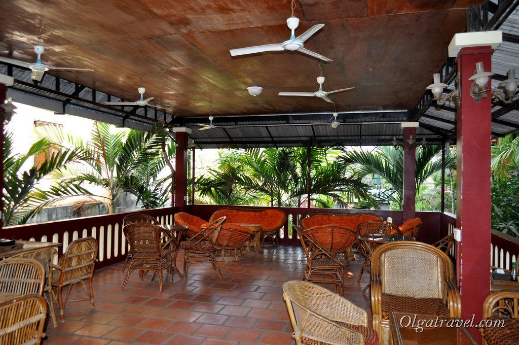 недорогой отель в Сием Рипе