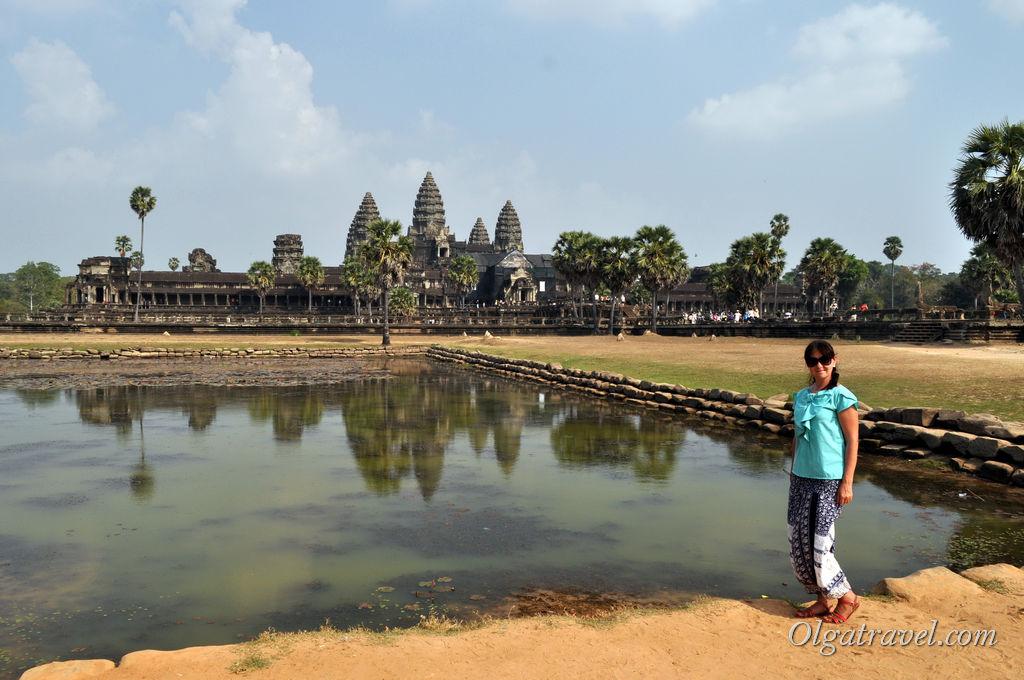 Анокр Ват Камбоджа
