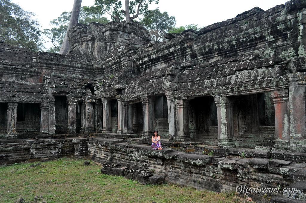 Храмы и дворцы древней Кхмерской Империи