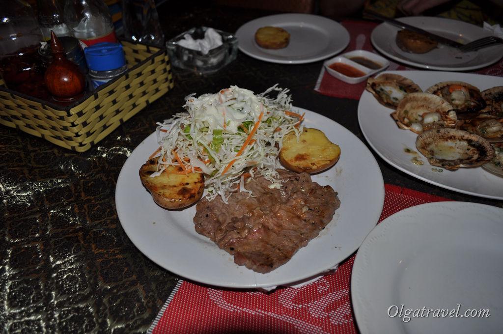 Камбоджа еда